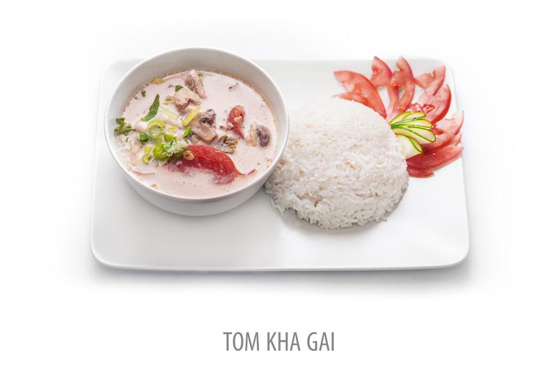 Nr 18, Tom Kaa. cocosmjölk soppa.