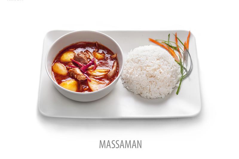 Nr 17. Massaman curry.