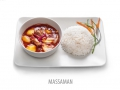 Nr 17. Massaman curry.